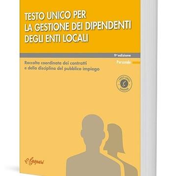 Testo Unico per la Gestione dei Dipendenti degli Enti Locali